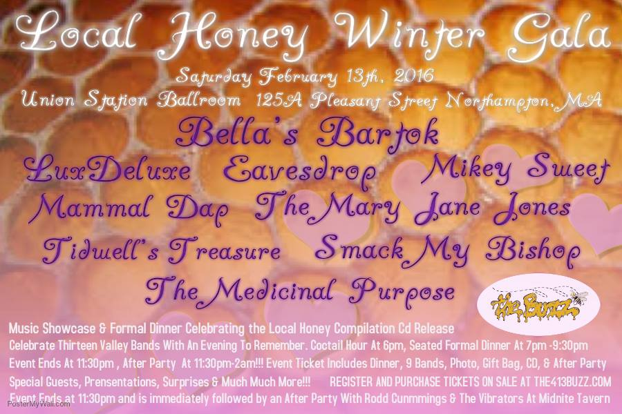 Local Honey Winter Gala