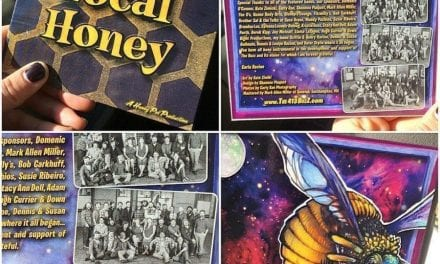 THE BUZZ Local Honey Compilation CD