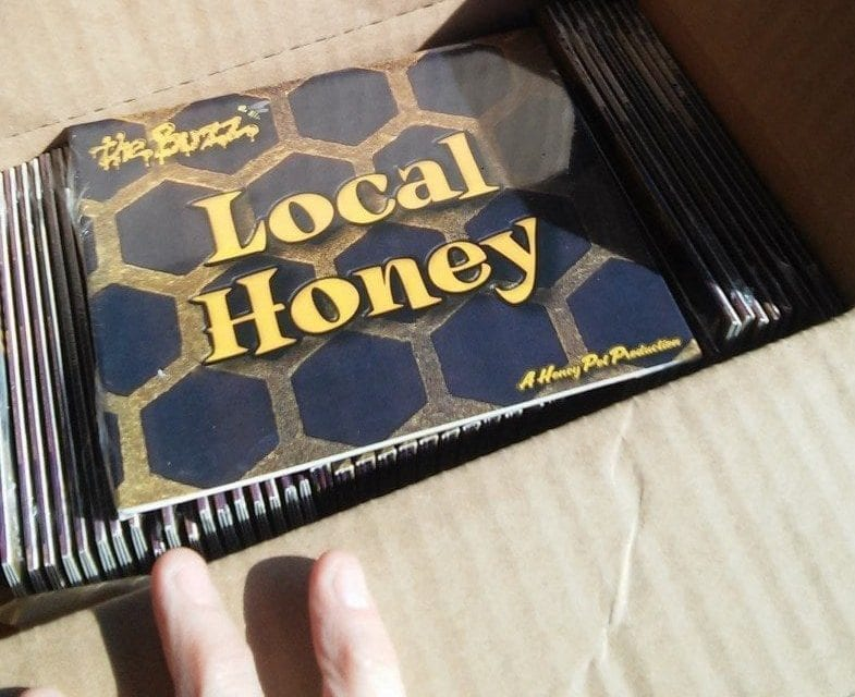 Local Honey CD For Sale Online