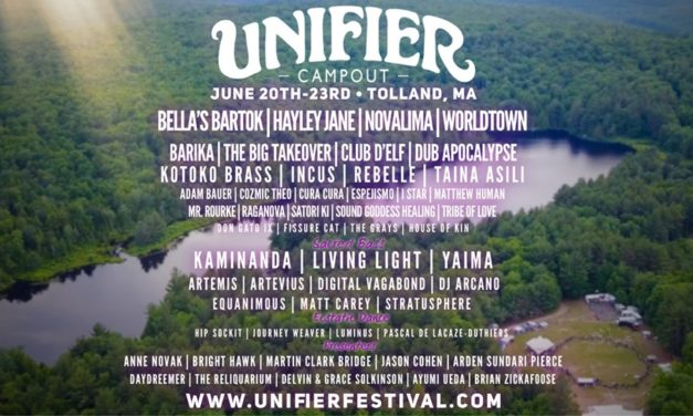 Unifier Festival 2019 / June 20th-23rd / Tolland MA